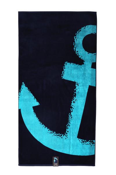Strandtuch Nordic Blue