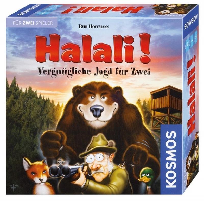 KOSMOS 691837 - Spiel Halali!