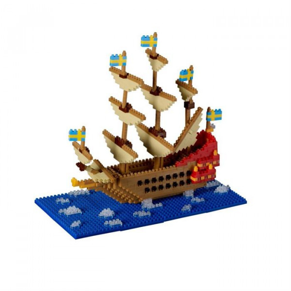 Brixies 200215 - Vasa Schiff
