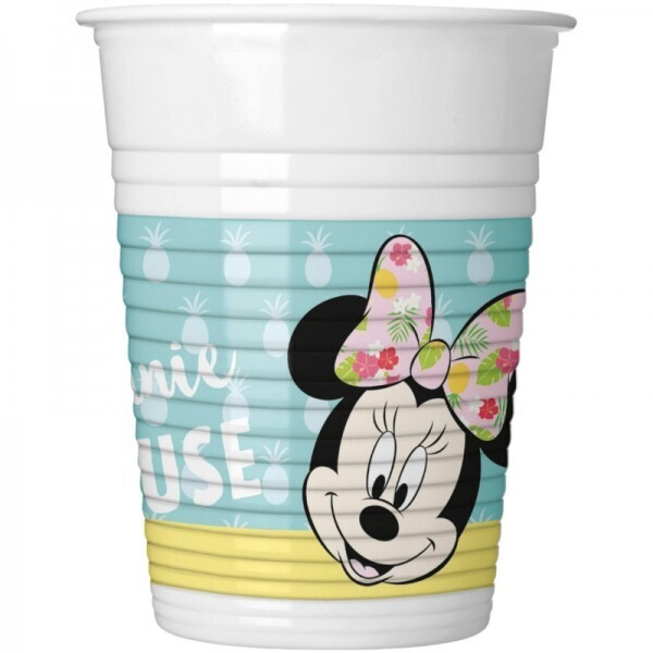 Minnie Mouse Tropical Becher