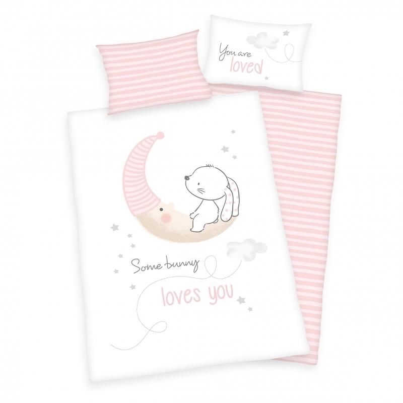 Babybettwäsche - Little Bunny