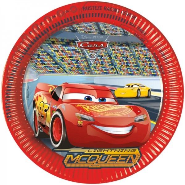Cars 3 Teller
