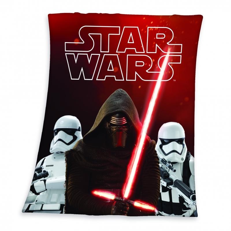 Star Wars Fleece Decke
