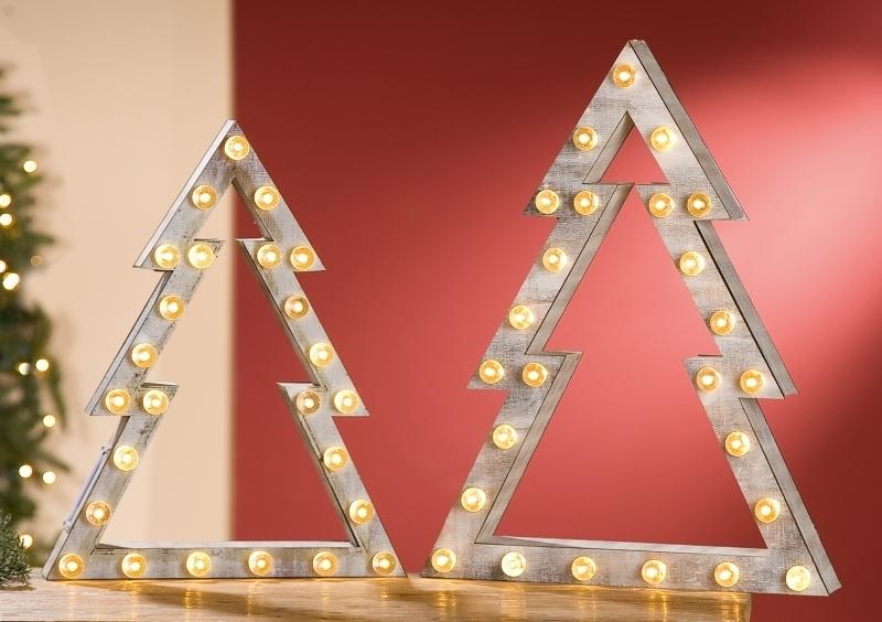 Dekobaum LED-Tanne