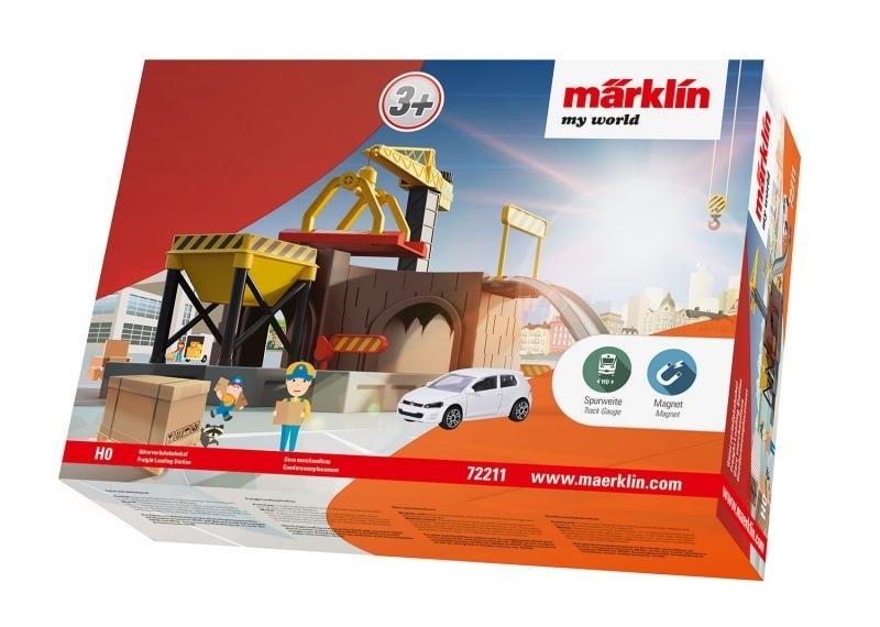 Märklin my World - Güterverladebahnhof